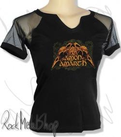 bluzeczka damska AMON AMARTH [DSZP-282] (cz) | KOSZULKI | Bluzki Dziewczęce Muzyczne | RockMetalShop.pl