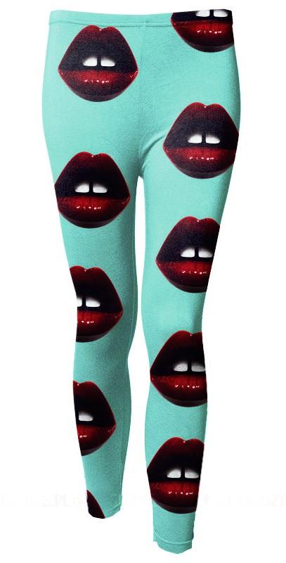 Leginsy lipstick
