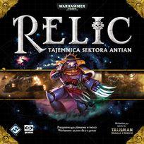 Warhammer, Relic, Tajemnica Sektora Antian