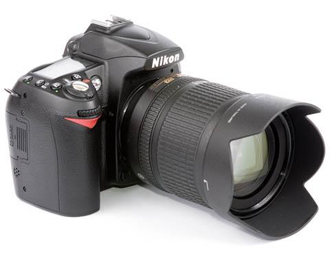 Adaprat Nikon D90