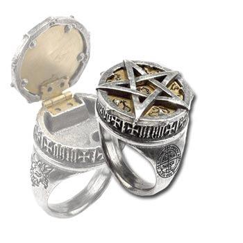 pierścień Thaumaturgic Poison Ring [R135] ALCHEMY GOTHIC