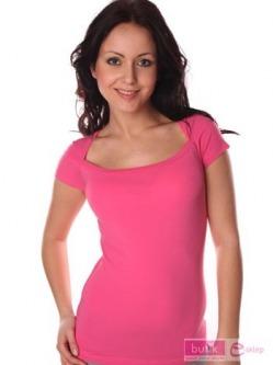 Koszulka różowa
