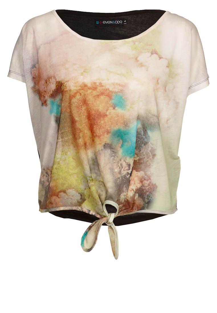 Even&Odd T-shirt z nadrukiem