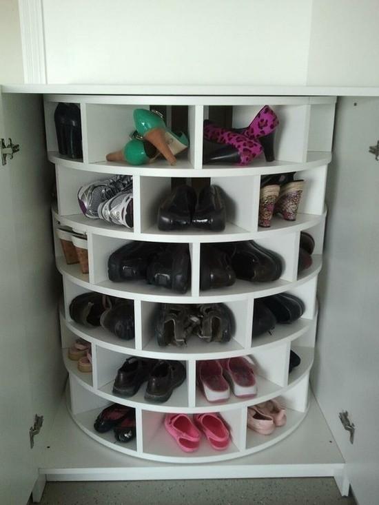Garderoba na buty - choćby taka malutka