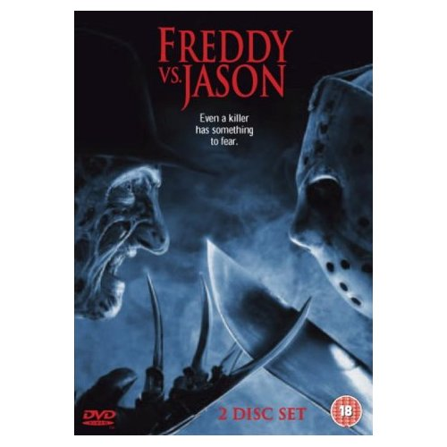 Freddy vs. Jason na DVD