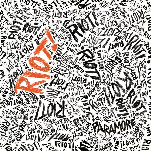 Płyta Paramore - Riot