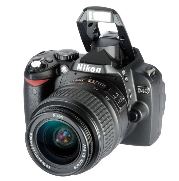 Nikon .  Lustrzanka