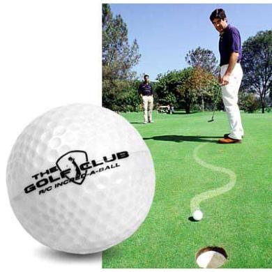 Zdalnie Sterowana Piłka do Golfa