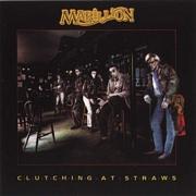 Płyta zespołu Marillion Clutching at Straws
