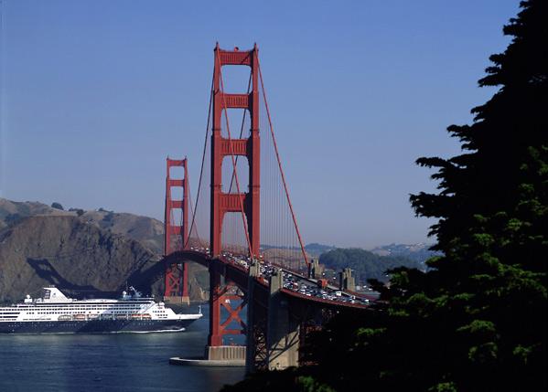 Polecieć do Ameryki (California)