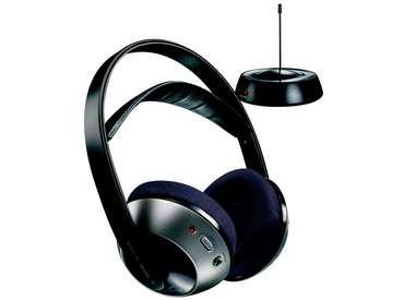 słuchawki bezprzewodowe Philips SBC HC8440