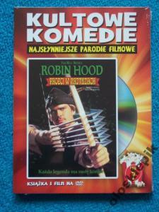ROBIN HOOD FACECI W RAJTUZACH - KK tom 7 - FOLIA