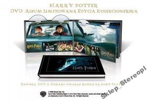 Harry Potter 1-6 - Album - film na DVD