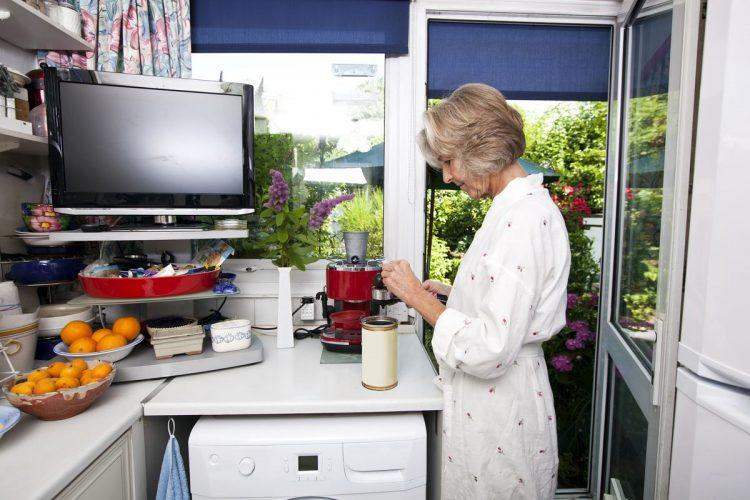 Mały telewizor do kuchni i nie tylko