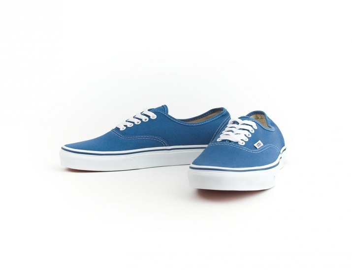 AUTHENTIC NVY Vans