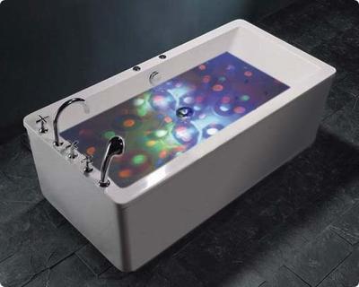 Podwodne Światła Disco