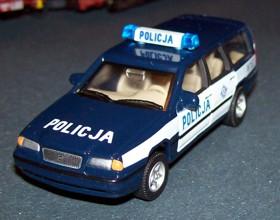 VOLVO POLICJA