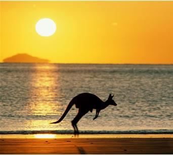 Podróż do Australii