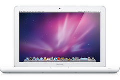 MacBook white MC516PL/A