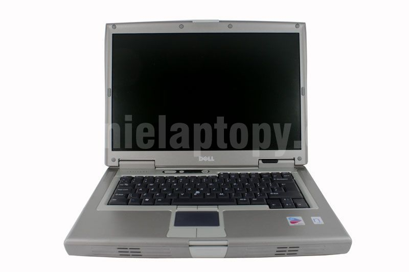 Notebook Dell Latitude D810 z wydajnym procesorem Pentium Mobile technologia Centrino