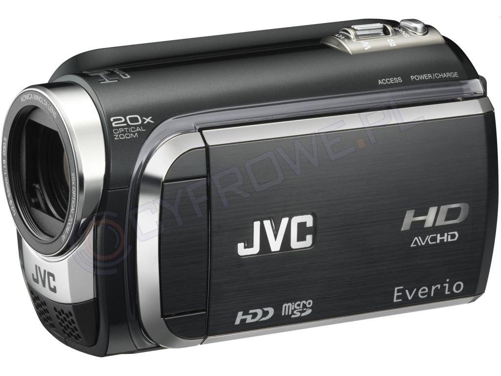 Kamera JVC GZ-HD320