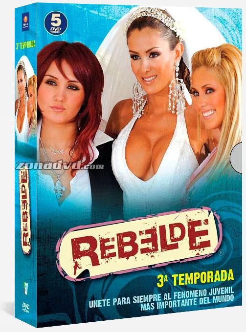 Zbutnowani (Rebelde) III temporada