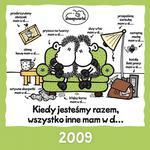 Kalendarz 2009. Sheepworld