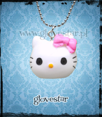 Naszyjniczek Hello Kitty