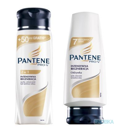 Szampon i odżywka Pantene Pro - v