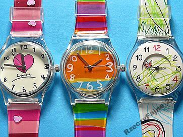 zegarek japan style