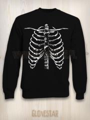 bluza szkielet