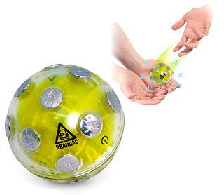 Piłka rażąca prądem