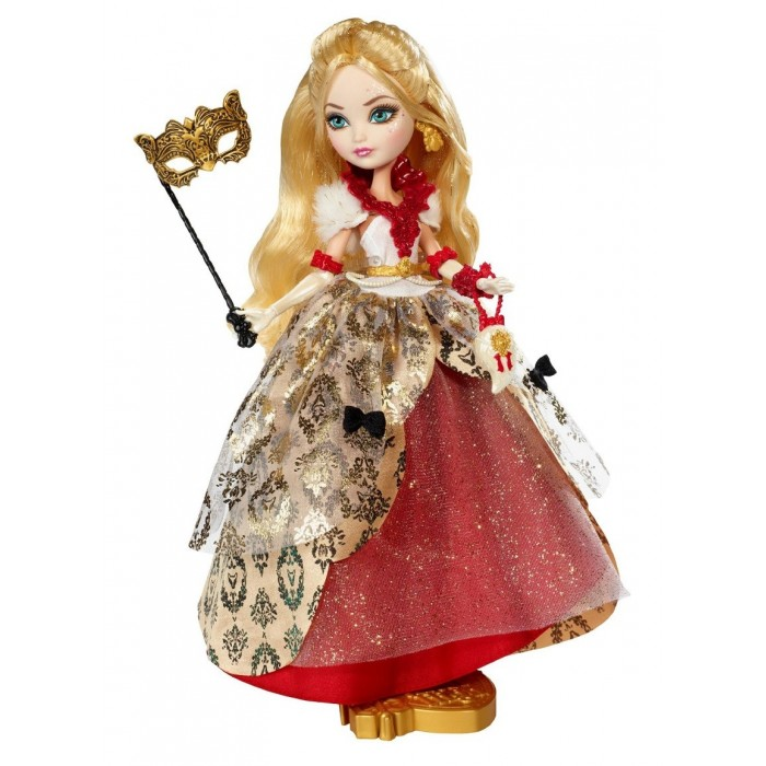 EVER AFTER HIGH - APPLE WHITE CORONATION