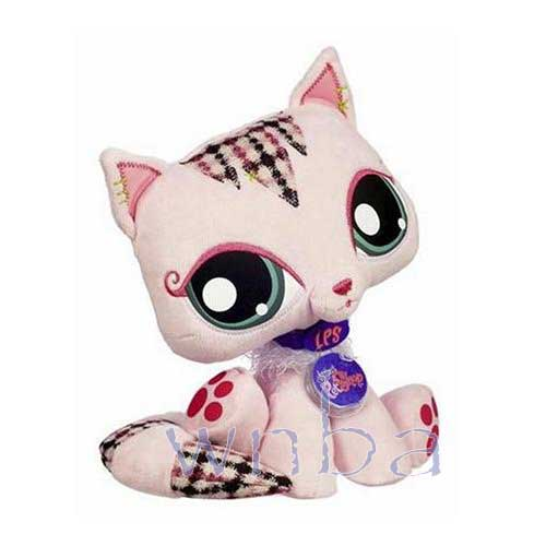 Kotek Littlest pet shop