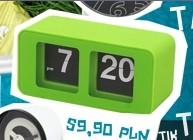Zielony zegarek z Flo ;*