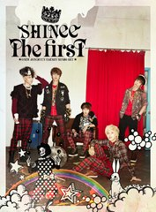 SHINee - The First SHINee |CD+DVD+G.B| j-pop k-pop