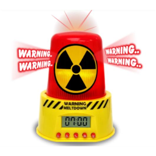 Atomowy budzik