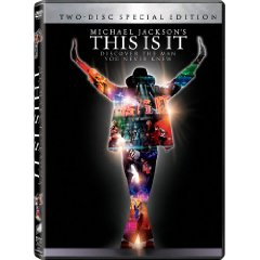 This Is It dvd