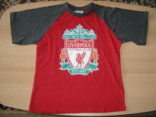 Koszulka Liverpool FC