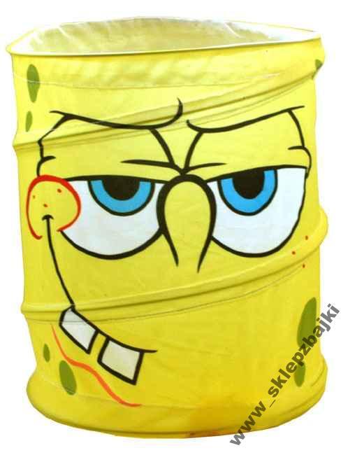Kosz na zabawki - SpongeBob
