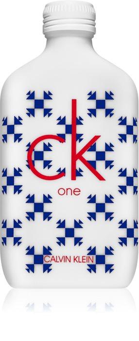 Calvin Klein CK One Collector´s Edition