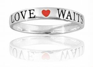 pierścionek/obrączka dziewictwa