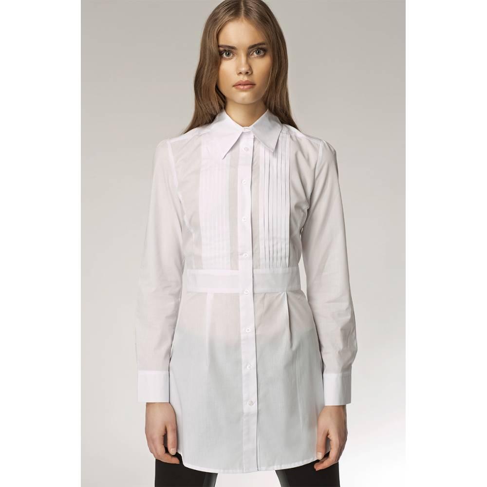 Długa koszula damska