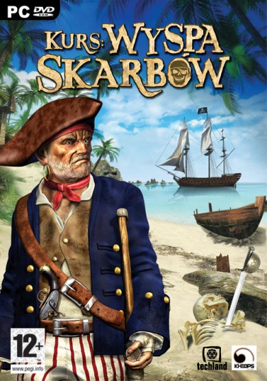 Gra przygodówka: kurs wyspa skarbów
