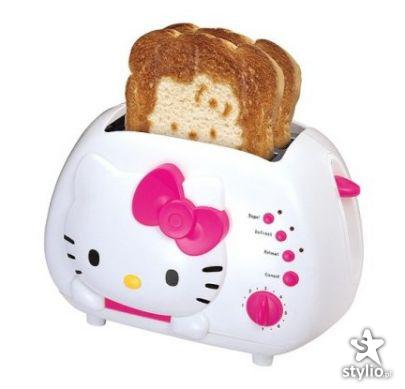 Toster - Hello Kitty