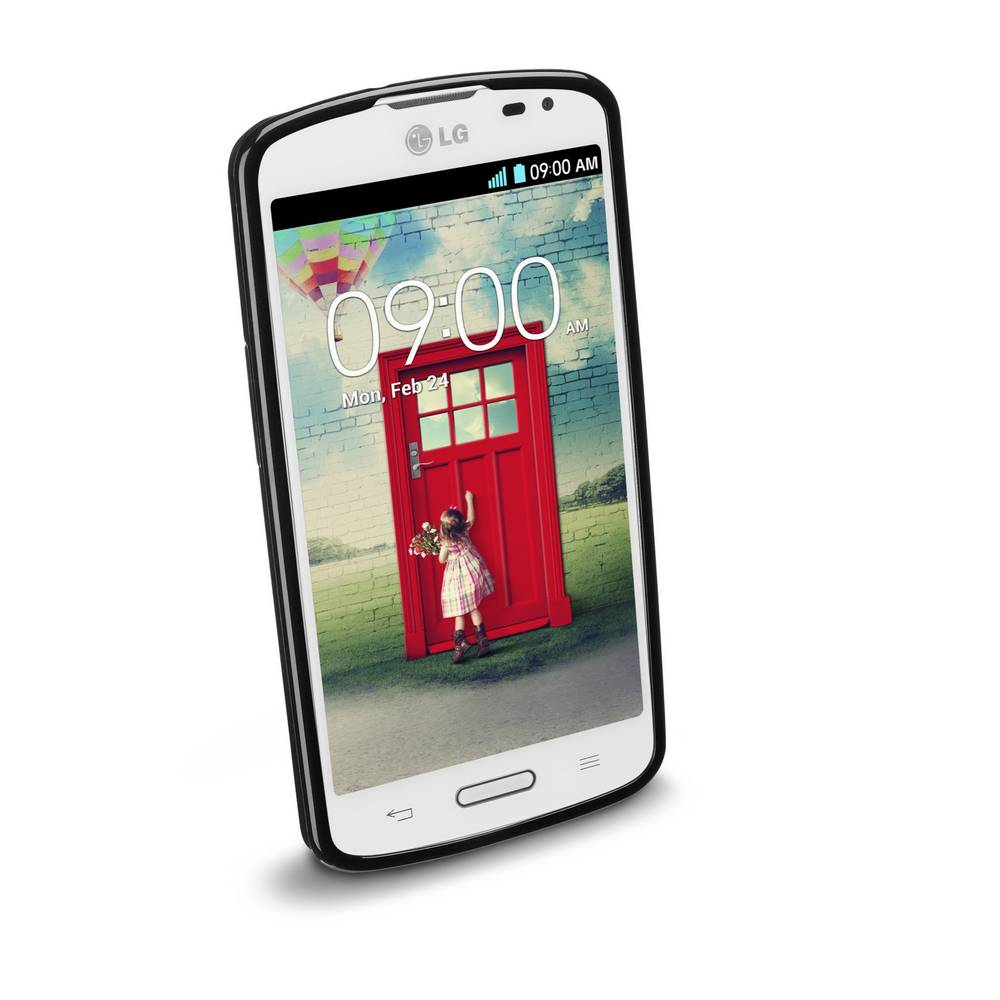 CELLULAR LINE Shocking Etui LG L70 czarne