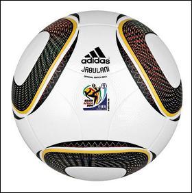 Piłka Mistrzostw świata 2010