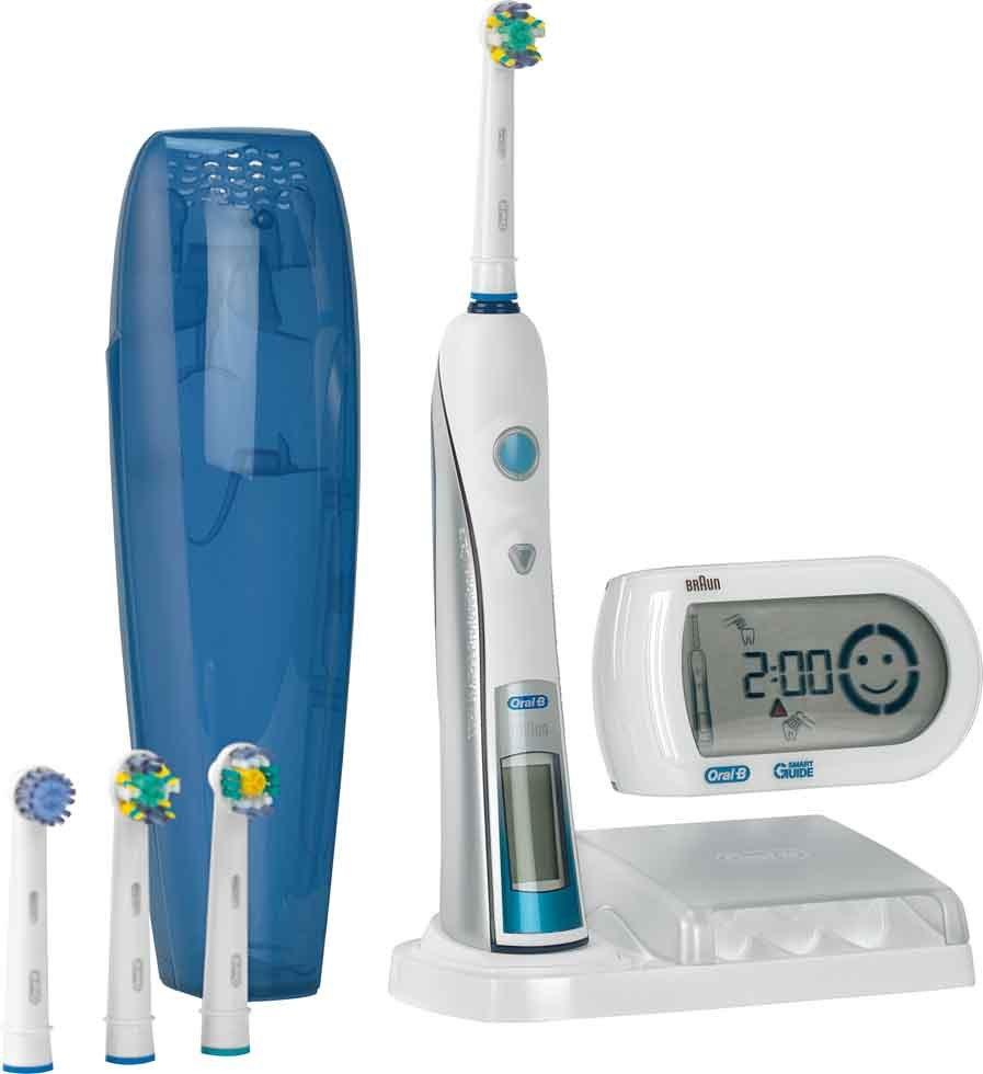 Elektryczna szczoteczka do zębów