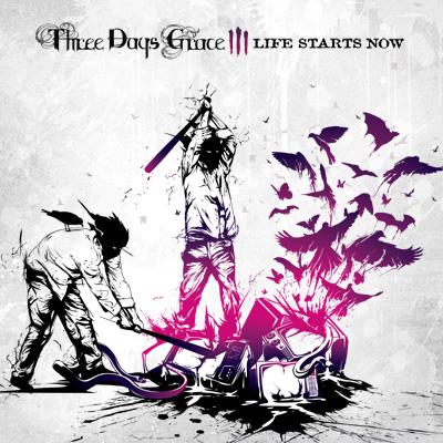Płyta Three Days Grace