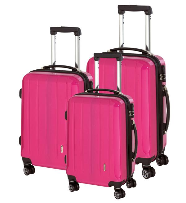 Zestaw porządnych walizek (ew. pojedyncze sztuki)